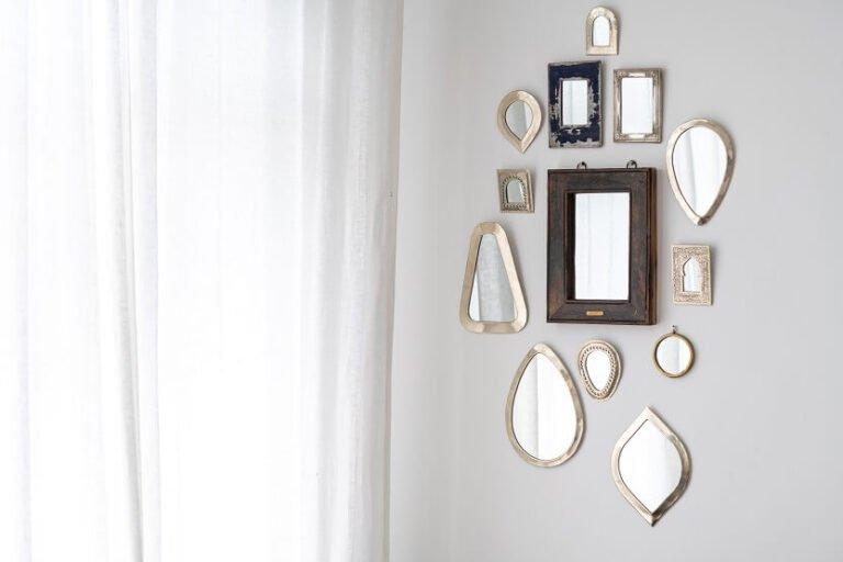 Como usar los espejos en el hogar para decorar