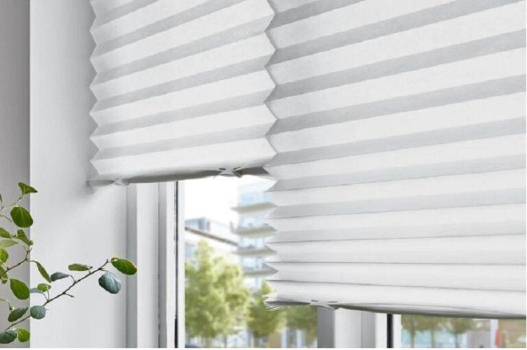 Estores Ikea cortinas plisadas