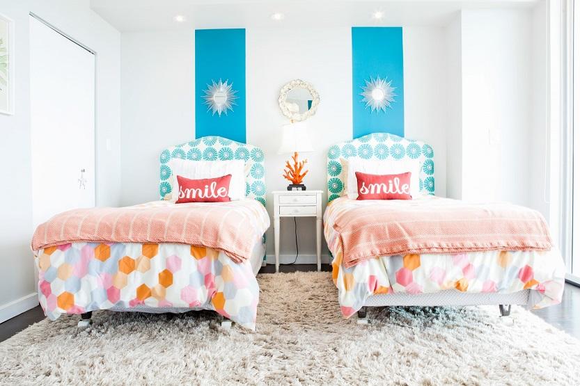 Lee más sobre el artículo Los mejores accesorios decorativos para dormitorios infantiles compartidos