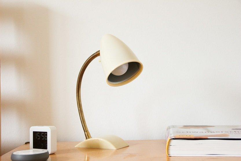 Tipos de lámparas de mesa