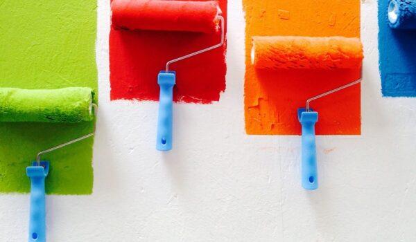 Colores de pintura para paredes, cuál usar