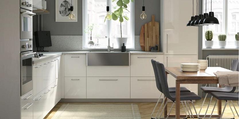 Lee más sobre el artículo Cómo funcionan los muebles de cocina Ikea