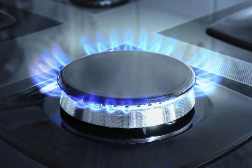 Tipos de encimeras de gas