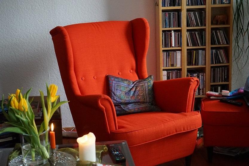 Lee más sobre el artículo Darse el gusto de comprar un sillón orejero