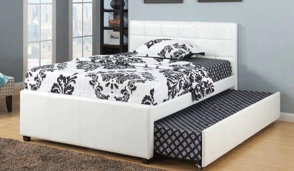 La cama nido para dormitorios pequeños